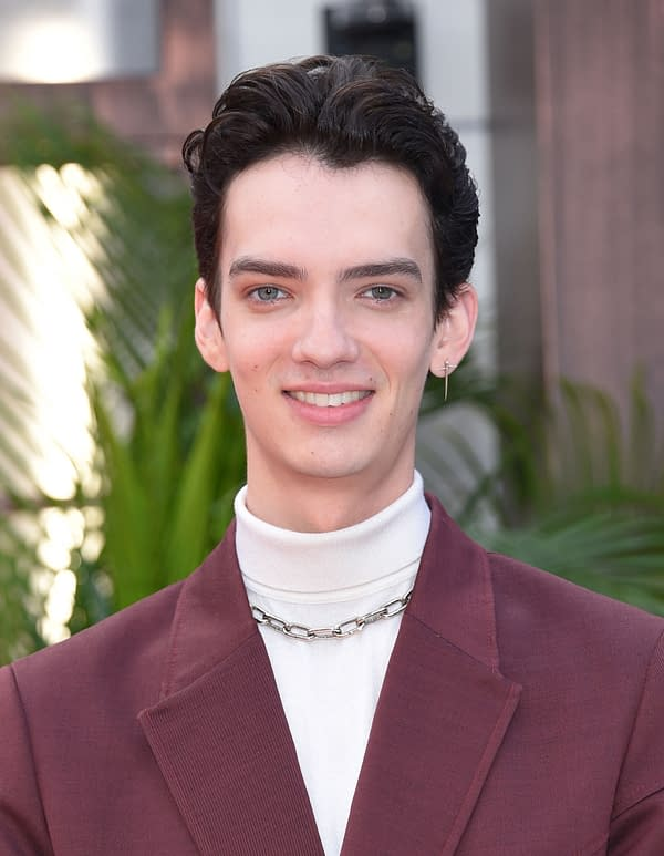 Kodi Smit-McPhee arrives for 'Dolemite Is My Name' Los Angeles Premiere on September 28, 2019 in Westwood, CA. Editorial credit: DFree / Shutterstock.com