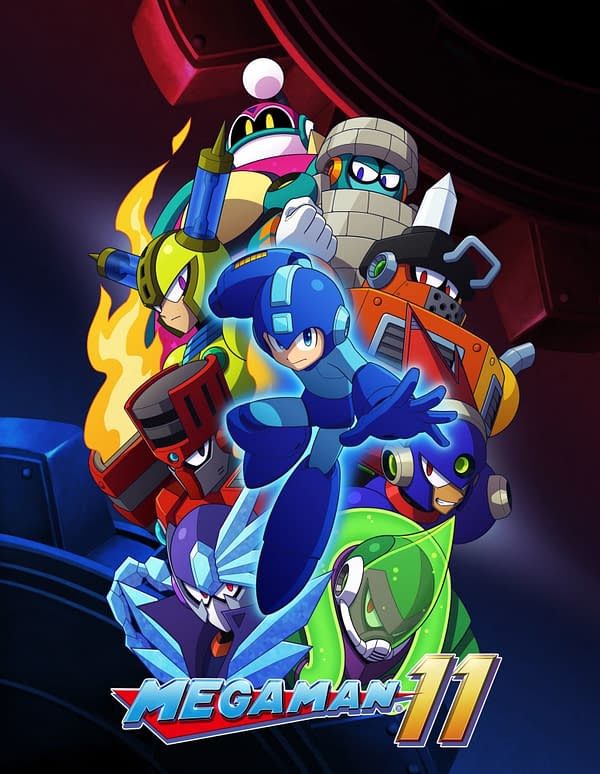 The Highlights from Capcom's Mega Man 11 Gameplay Livestream