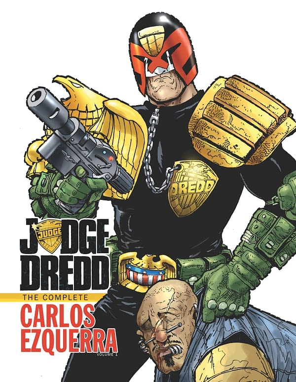 Judge Dredd and Strontium Dog Co-Creator Carlos Ezquerra Dies, Aged 70