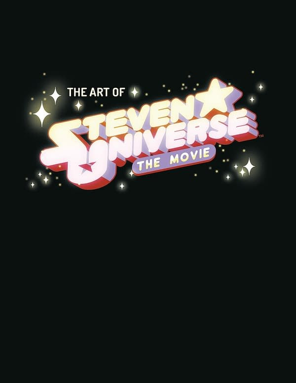 Dark Horse to Publish Steven Universe: The Movie: The Art Book