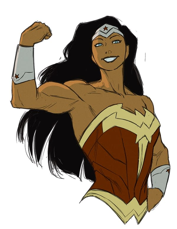 Wonder Woman by Kris Anka