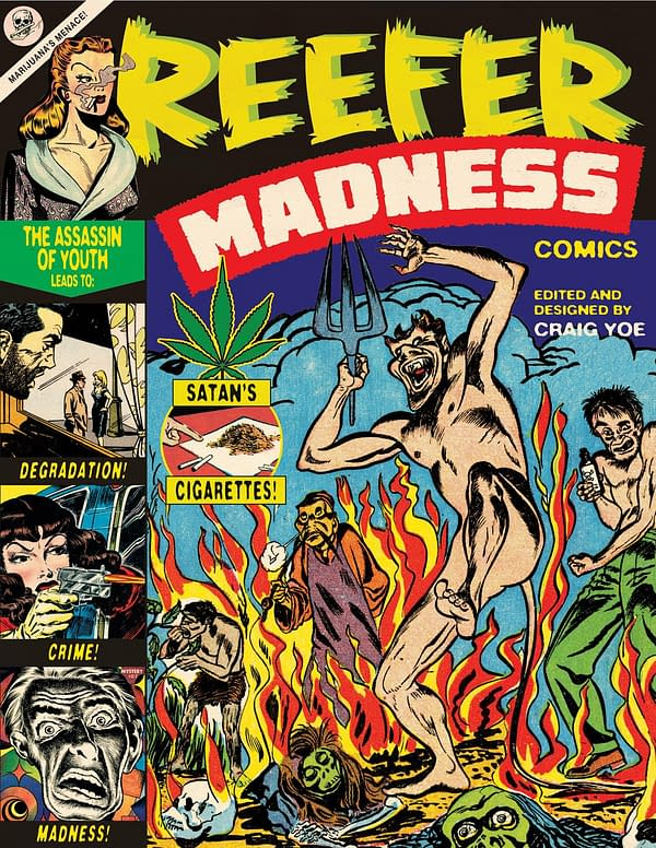 Dark Horse Promotes Reefer Madness for 4/20 Day