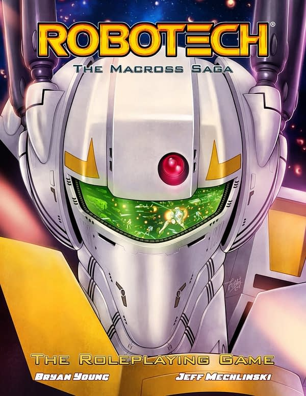 Strange Machine Games Adds Gender Neutral Language to 'Robotech' RPG