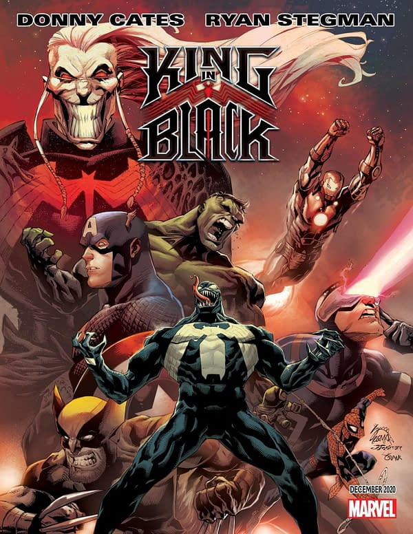 The King In Black Impacts Whole Marvel Universe and Venom's Future.