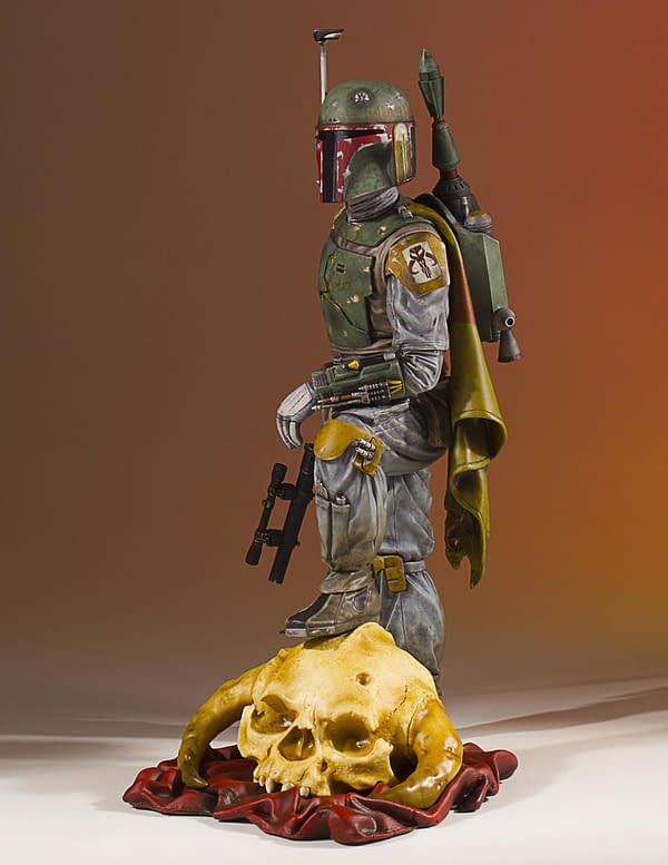 Boba Fett Coming to Gentle Giant's Collector's Gallery Statue Line