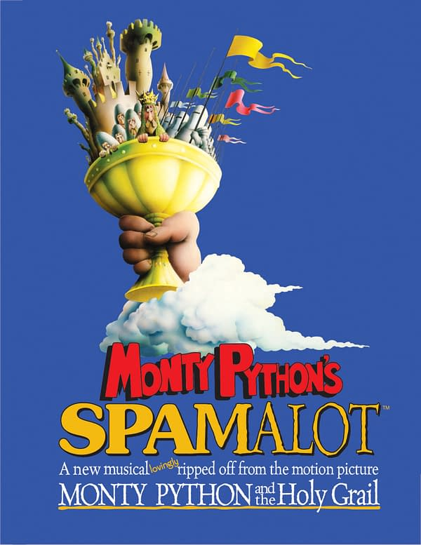 Monty Python's 'Spamalot' Movie Gets Script by Eric Idle, FOX Names Casey Nicholaw Director