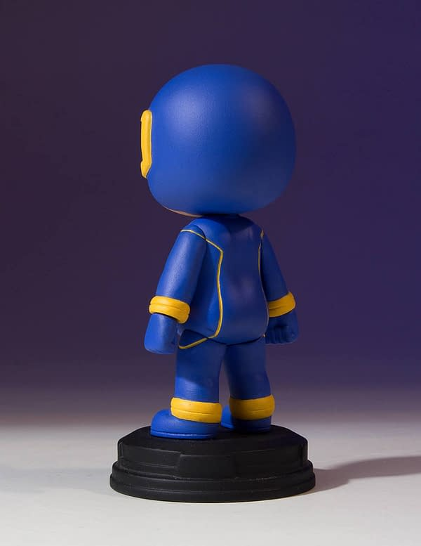 Cyclops Marvel Animated Statue 4