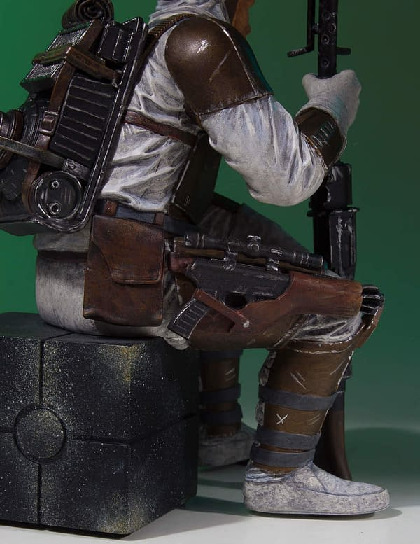 Star Wars Gentle Giant Dengar Statue 6