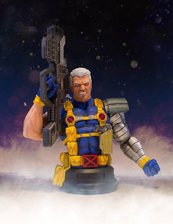 Gentle Giant Cable Bust 1