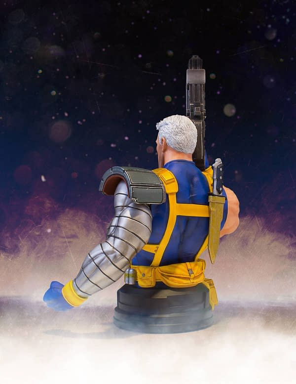 Gentle Giant Cable Bust 3