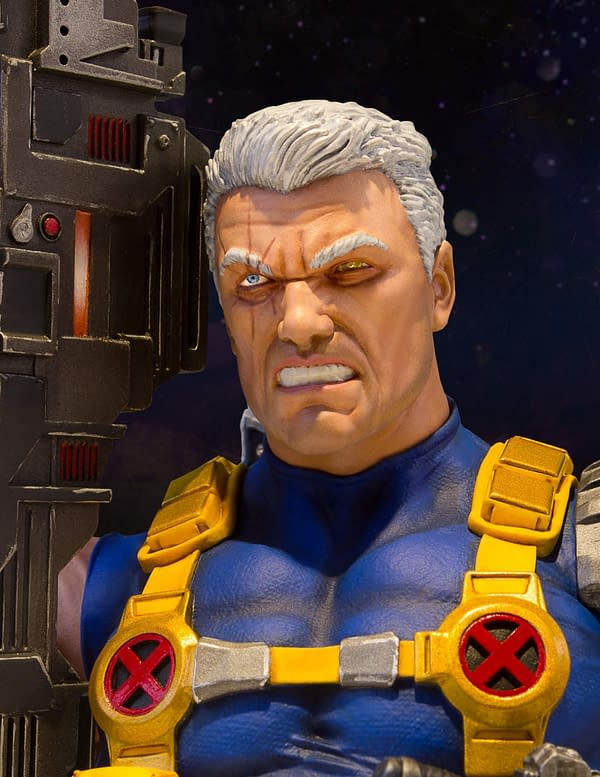 Gentle Giant Cable Bust 5