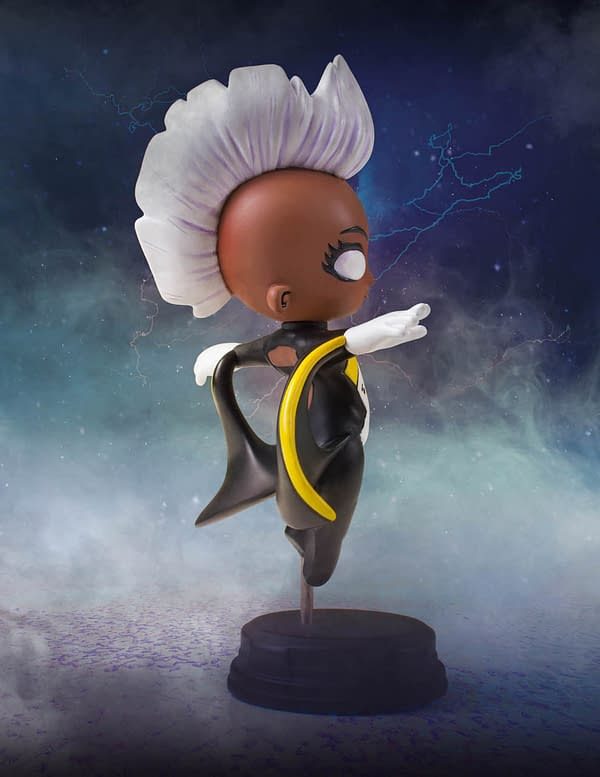 Gentle Giant Marvel Animated Storm Statue 4