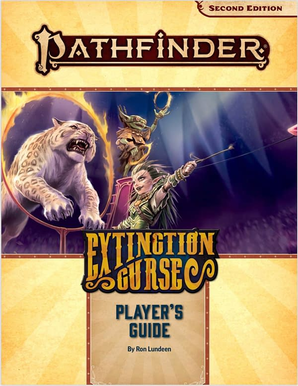 """Extinction Curse"" Adventure Begins! - ""Pathfinder"""