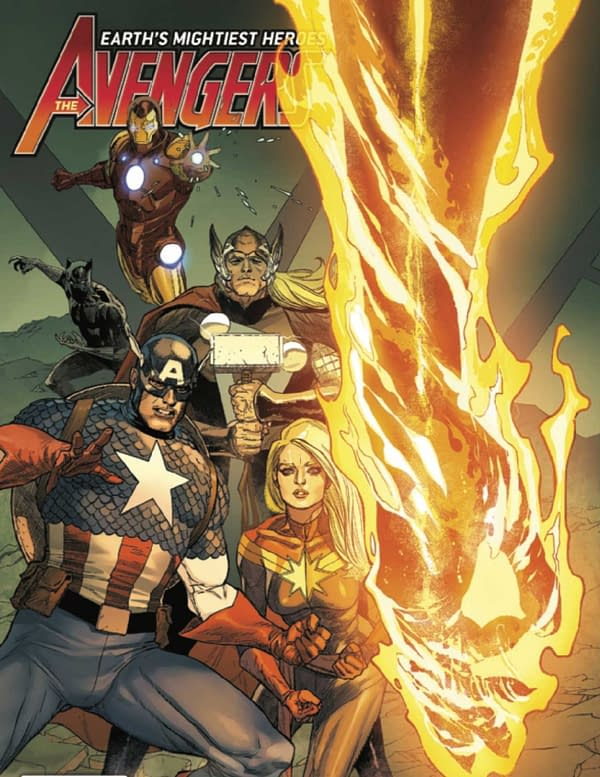 Avengers #44 Review: Wildly Nonsensical