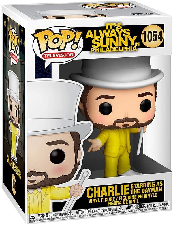 It's Always Sunny In Philadelphia Joins the Ranks of Funko