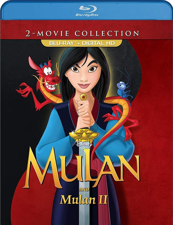 Les deux films Disney Mulan sortent en Blu-ray 4K la semaine prochaine