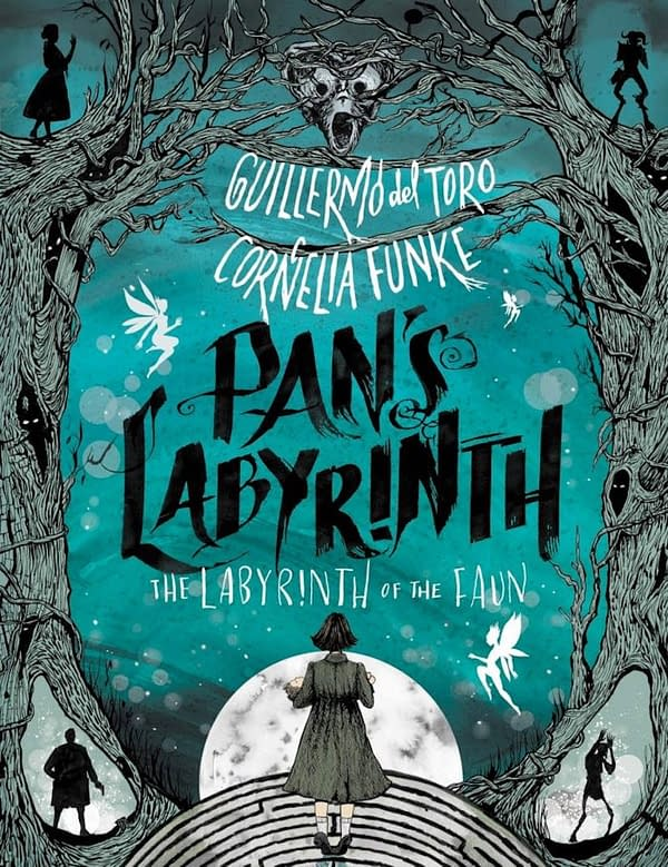 Guillermo del Toro and Cornelia Funke Team Up for Pan's Labyrinth Novel