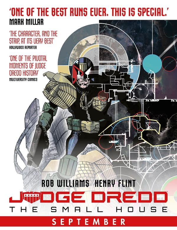 September 7th 2019 Will Be… The Day Of The Dredd #DayOfDredd