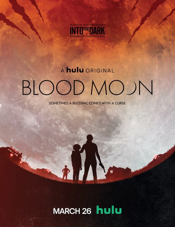 Trailer For Into The Dark Blood Moon Drops, Hits Hulu March 26th