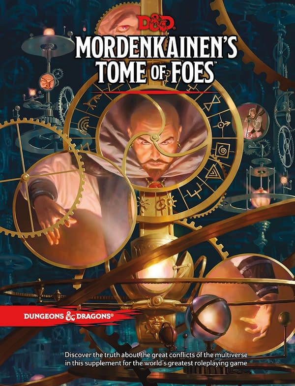 D&D's Mordenkainen's Tome of Foes is Building Their World's Mythology