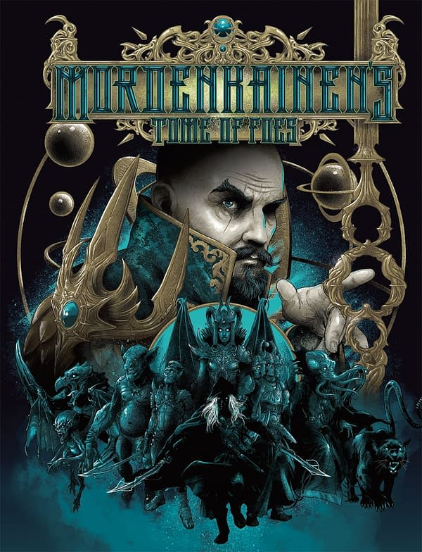 Dungeons & Dragons Announces New Book: Mordenkainen's Tome Of Foes