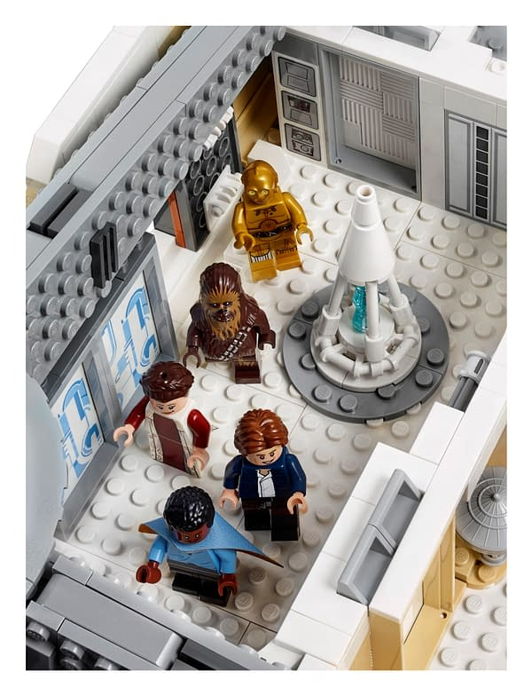 LEGO Star Wars Betrayal at Cloud City 2
