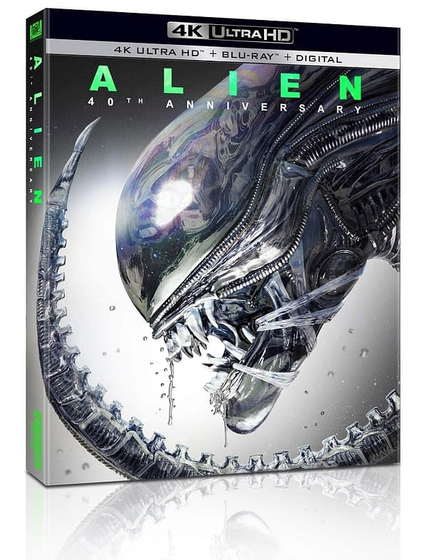 'Alien' Celebrates 40th Anniversary with 4K HDR Special Release