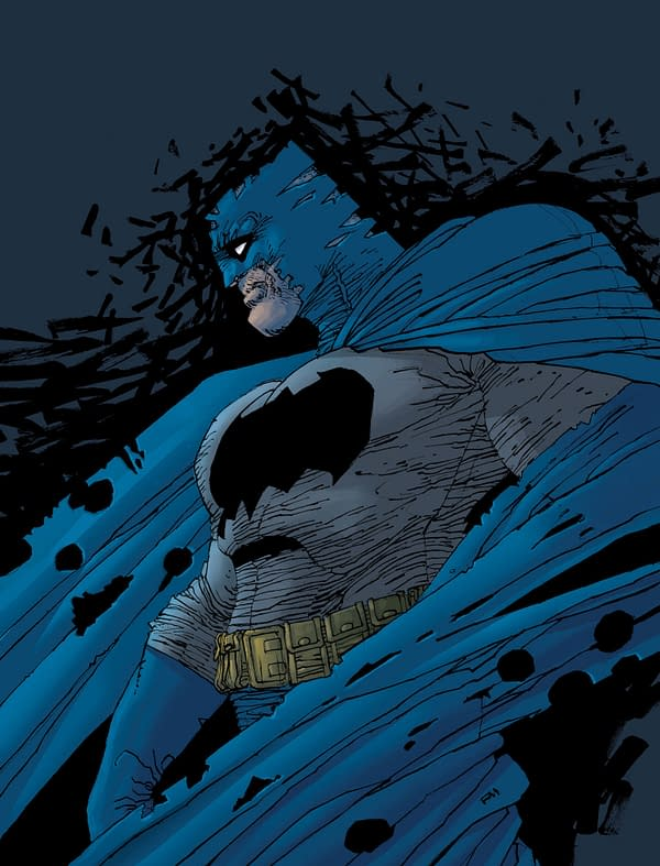 Bait and Switch! Frank Miller Joining Tom King on Batman, Not in Batman