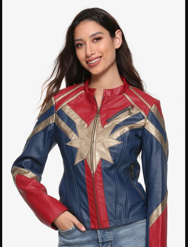 Her Universe, Hot Topic Release New 'Captain Marvel' Inspired Line