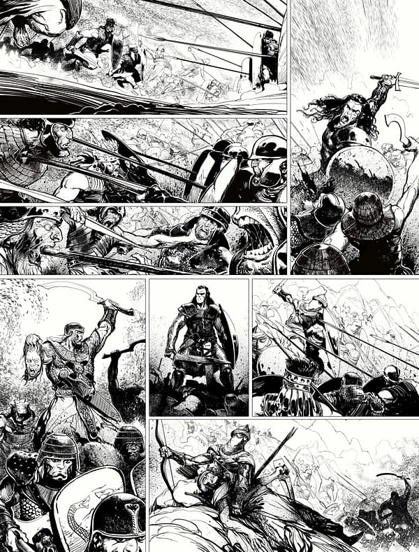 Now Glénat to Publish Conan Comics, as It's All Public Domain in Europe