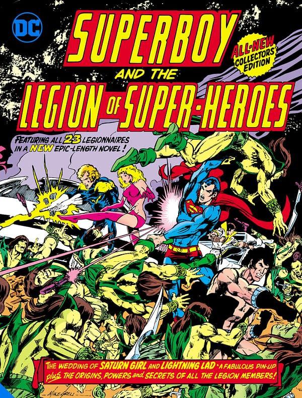 Burnside Batgirl Omnibus, Absolute Kirby & More DC Big Books For 2021