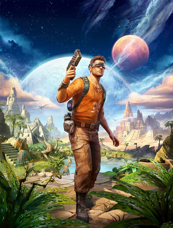 Outcast: Second Contact Has A Pretty Epic Launch Trailer