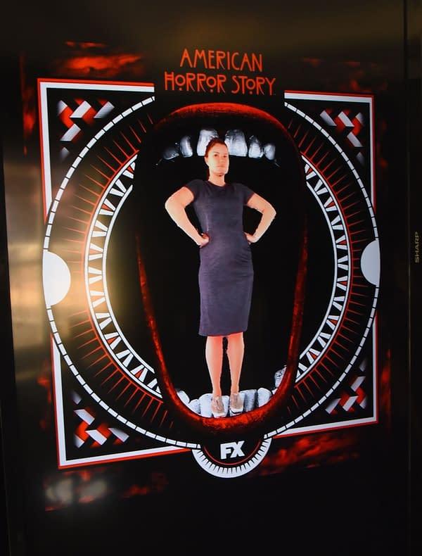 FX Spotlights Legion, American Horror Story, Mayans M.C., and Archer at Comic-Con FXhibition