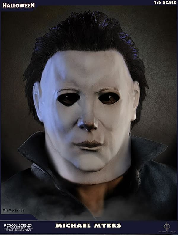 Halloween Michael Myers PCS 5