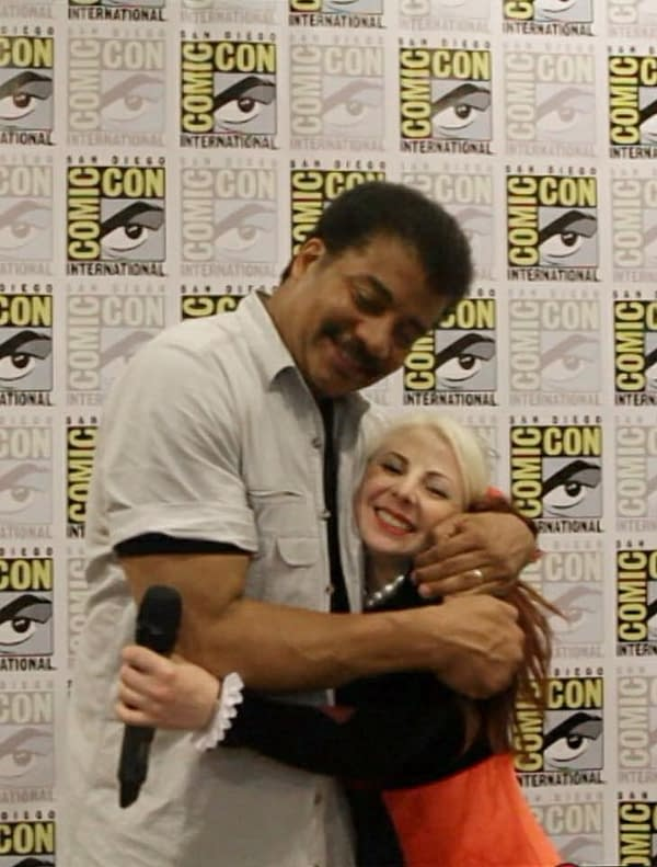Neil DeGrasse Tyson Talks 'Cosmos' Season 2 and More at SDCC