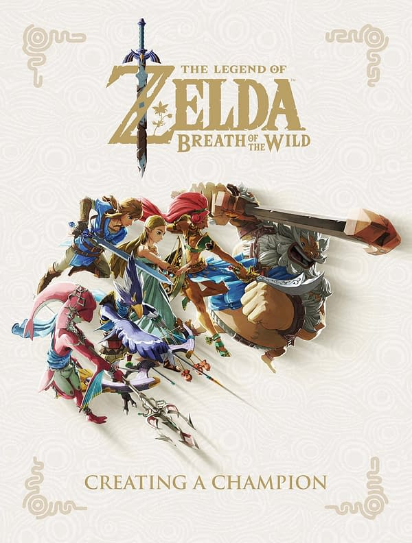 """Dark Horse Promises """"Fresh Air"""" with New Legend of Zelda: Breath of the Wild Hardcover"""