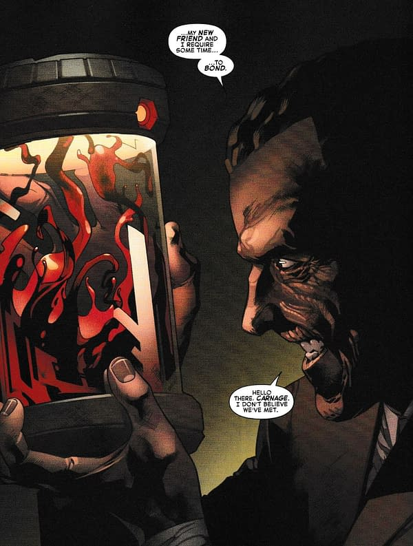 Mindless Speculation: What if Norman Osborn Isn't the Red Goblin?