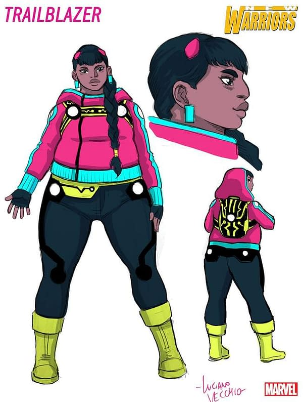 How Do You Do, Fellow Kids? Meet Marvel's Gen Z New Warriors - Snowflake, Screentime, Safespace, More