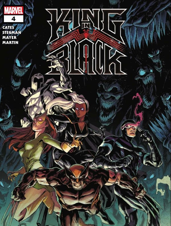King In Black #4 Review: A Kind Of Awkward Poetry