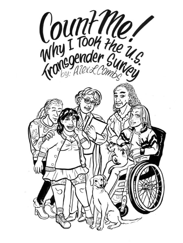 Trans History: A Graphic Novel
