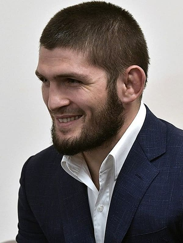 Khabib Indeed Retired, Oliveria/Chandler For Vacant Title At UFC 261