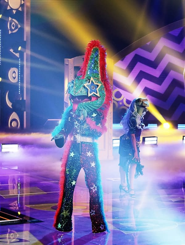 The Masked Singer S05E04 Preview: Group B Goes Wild; S05 Masks Updated