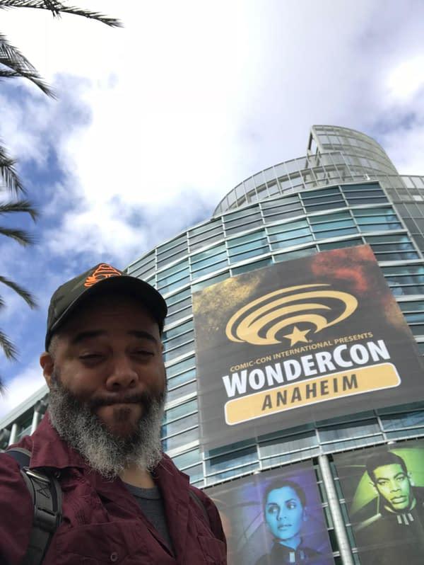 Dieselfunk Dispatch: Indie Wonders at WonderCon 2018 with Jason Reeves of 133art