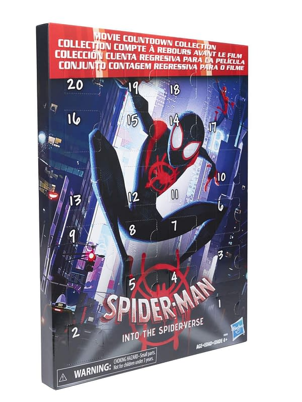 Miles Morales Gets the Spotlight from Hasbro with Into the Spider-Verse Toy Line