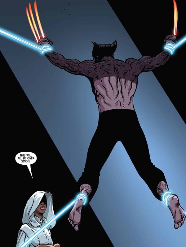 Two Fates Of Wolverine Revealed – in Extermination And Dead Ends (Final Page Spoilers)