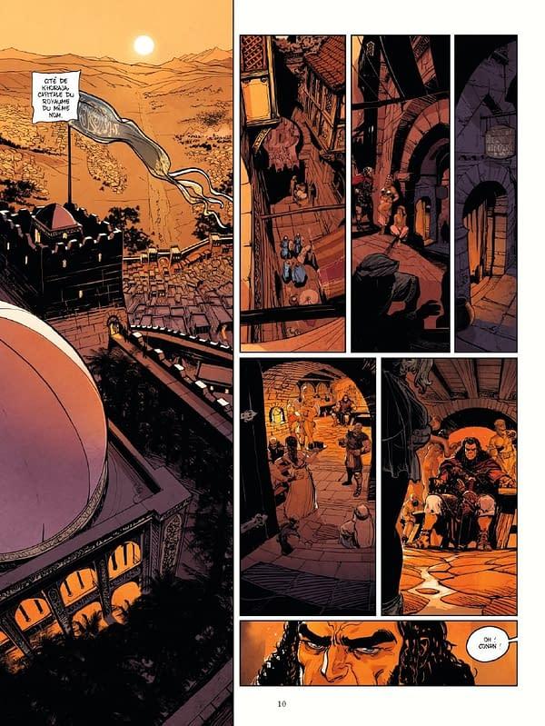 The Conan Comics That Marvel Isn't Publishing… Yet