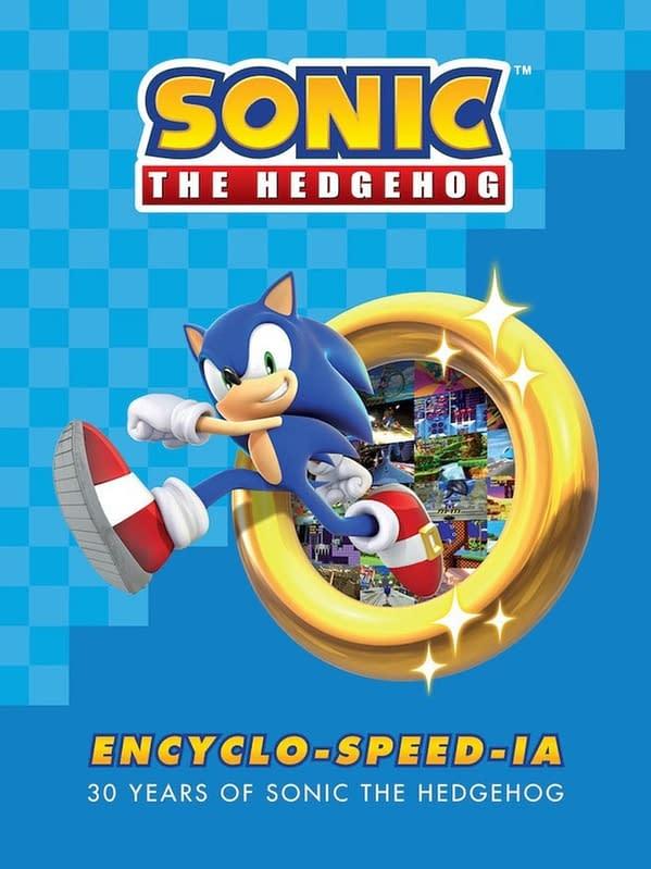 Ian Flynn Writes the Sonic the Hedgehog Encyclo-Speed-Ia