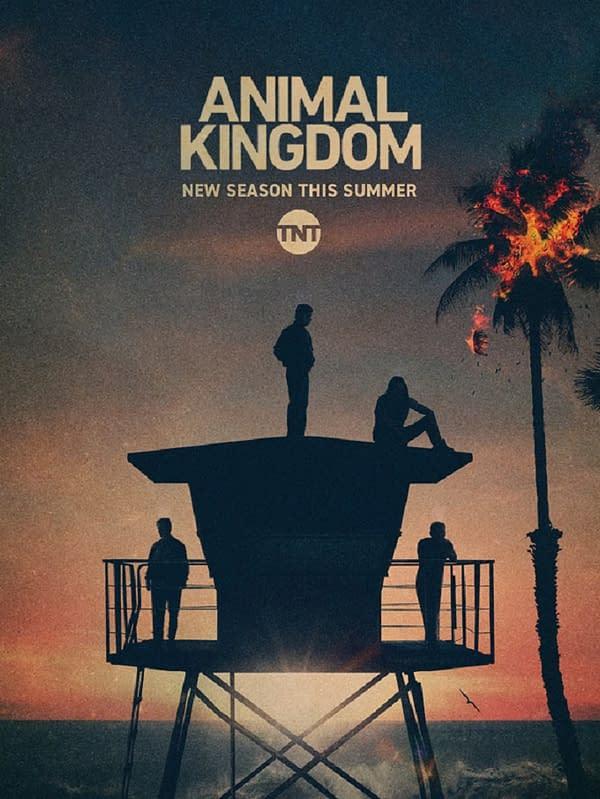 Animal Kingdom Season 6 will be its last. (Image: TNT)