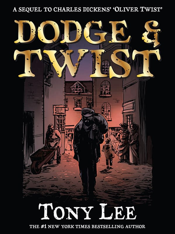 Two Chapter Preview Of Tony Lee's Oliver Twist Sequel Novel, Free