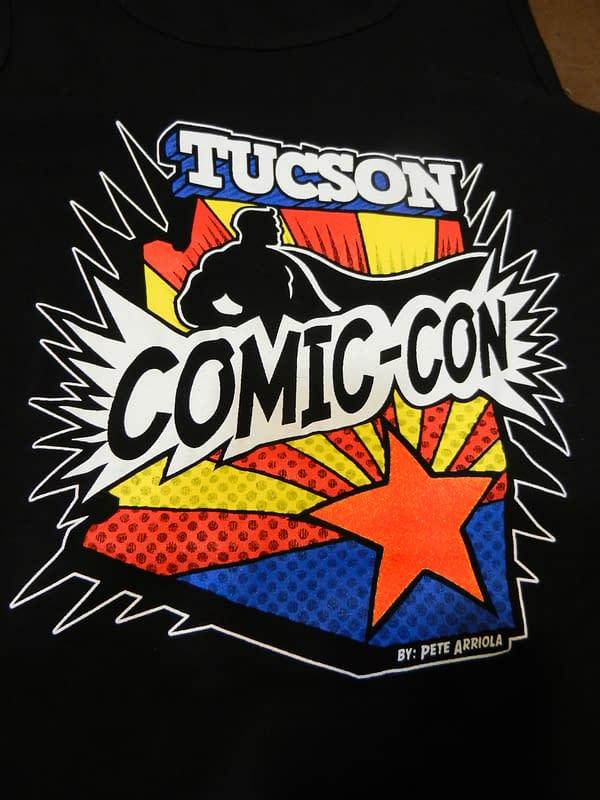 Tucson Comic Con Logo